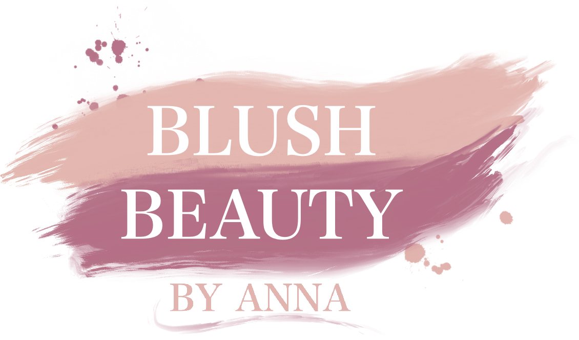 Blush Beauty By Anna Logo